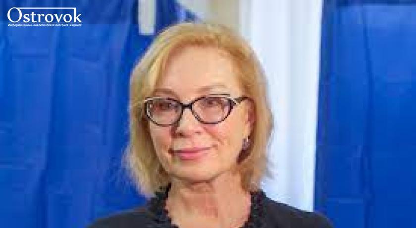 Омбудсмен Людмила Денісова  розповіла про ситуацію зі штрафами для жителів ОРДЛО, які виїжджають через Росію