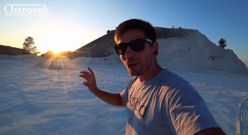 Не так давно видеоблогер Саша Ляпота отправился путешествовать по Донбассу. Начал - со Святогорска...