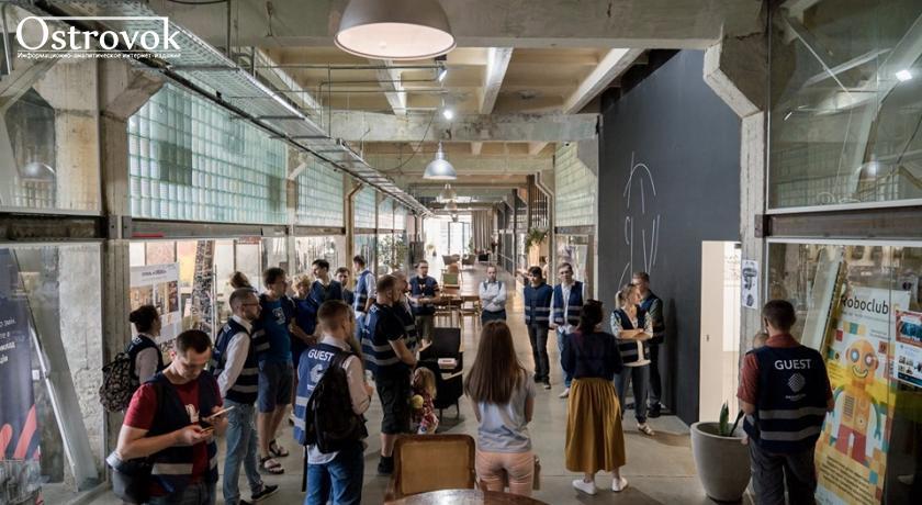 """""""Захід"""". У центрі Франківська на базі старого заводу створюється унікальний для України та світу проект, який переосмислює індустріальне минуле."""